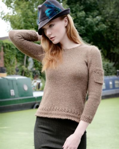 Isadora Crew Neck Jumper